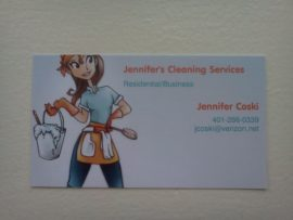 Jennifer's Cleaning Services in West Warwick